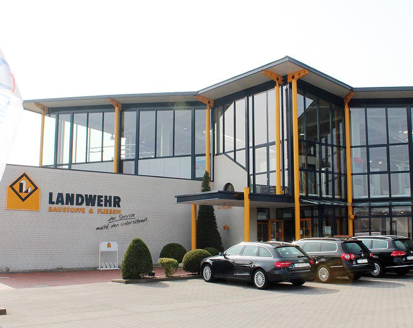 Friesoythe Baustoffe Landwehr Innenausbau