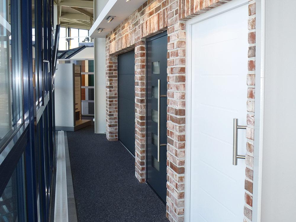 Fenster und Türen in Friesoythe Baustoffe Landwehr